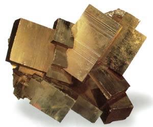 Пирит формула химическая - a4d7